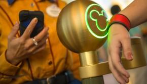 Disney Magic Plus Wristband