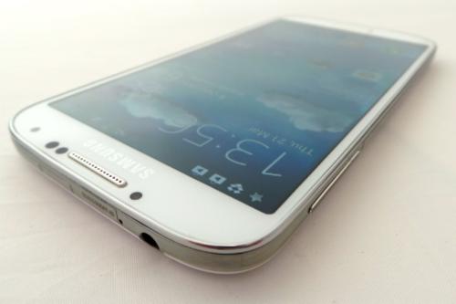 Samsung-Galaxy-S4-Front-Edge